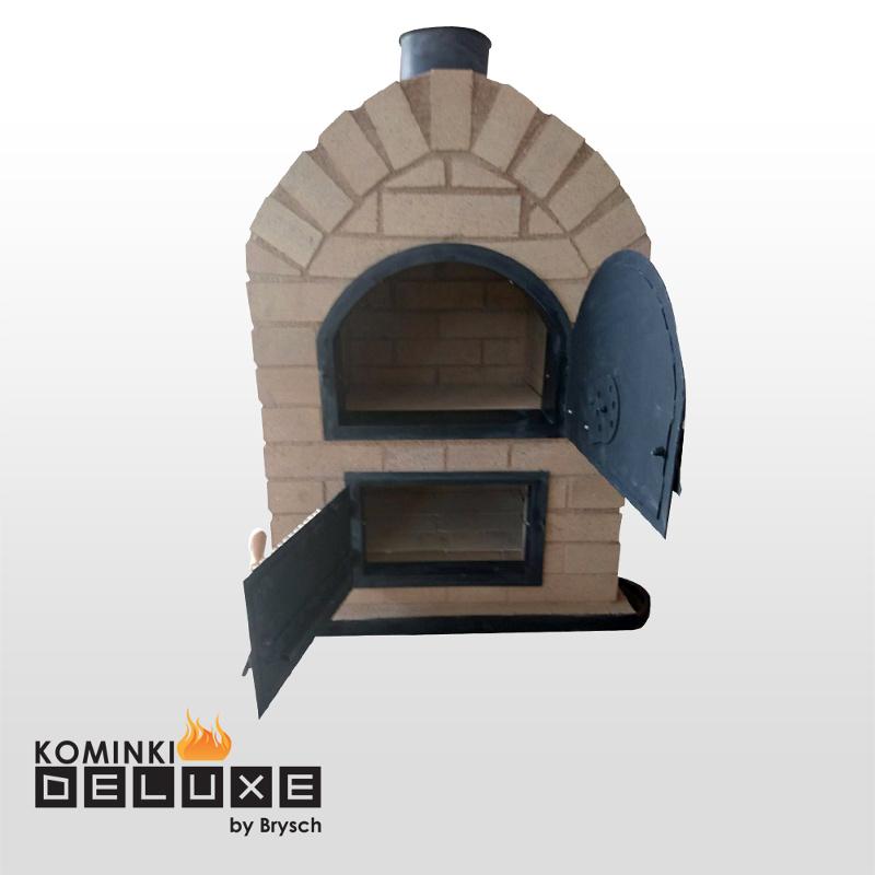 Zupełnie nowe Piece chlebowe opalane drewnem do pieczenia chleba - Kominki Deluxe SG58