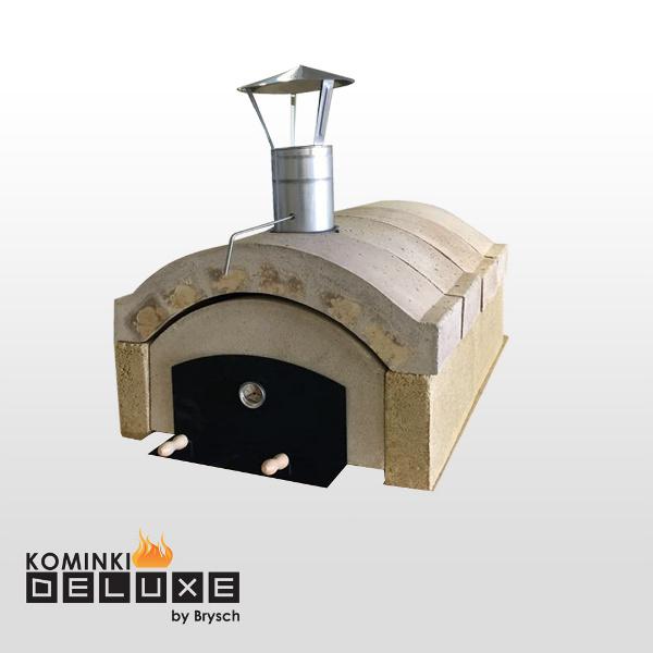 Wszystkie nowe Piece chlebowe opalane drewnem do pieczenia chleba - Kominki Deluxe KS31